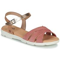 Παπούτσια Κορίτσι Σανδάλια / Πέδιλα Citrouille et Compagnie OBILOU Ροζ