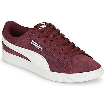 Παπούτσια Γυναίκα Χαμηλά Sneakers Puma VIKKY Bordeaux