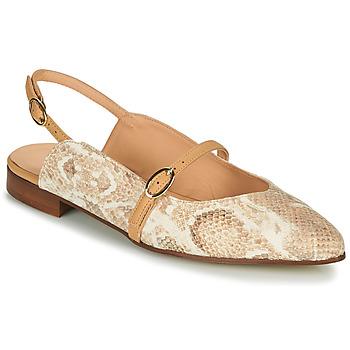 Παπούτσια Γυναίκα Μπαλαρίνες Fericelli SUSANNA Άσπρο