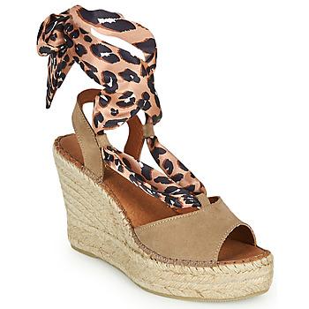Παπούτσια Γυναίκα Σανδάλια / Πέδιλα Fericelli SERRAJE Brown