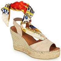 Παπούτσια Γυναίκα Σανδάλια / Πέδιλα Fericelli SERRAJE Beige