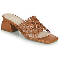 Παπούτσια Γυναίκα Τσόκαρα Fericelli TIBET Camel