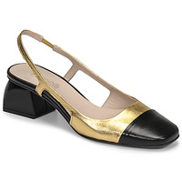 Παπούτσια Γυναίκα Γόβες Fericelli TOUBET Gold / Black