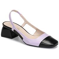 Παπούτσια Γυναίκα Γόβες Fericelli TOUBET Violet / Black