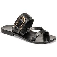 Παπούτσια Γυναίκα Σανδάλια / Πέδιλα Fericelli STAMP Black