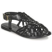 Παπούτσια Γυναίκα Σανδάλια / Πέδιλα Fericelli ONUOVO Black