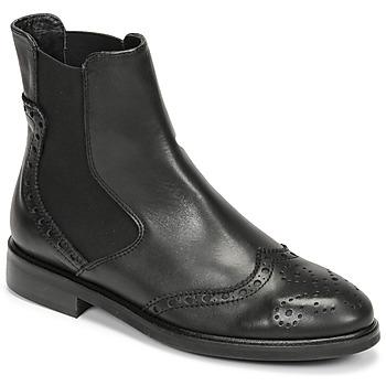 Παπούτσια Γυναίκα Μπότες Fericelli CRISTAL Black