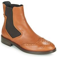 Παπούτσια Γυναίκα Μπότες Fericelli CRISTAL Camel