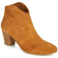 Παπούτσια Γυναίκα Μποτίνια Fericelli CROSTA Taupe
