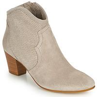 Παπούτσια Γυναίκα Μποτίνια Fericelli CROSTA Camel