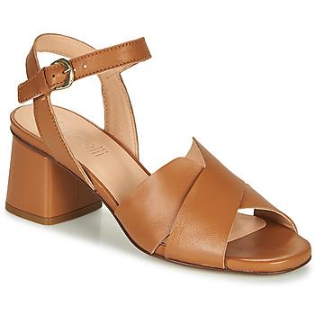Παπούτσια Γυναίκα Σανδάλια / Πέδιλα Fericelli ONAPA Camel