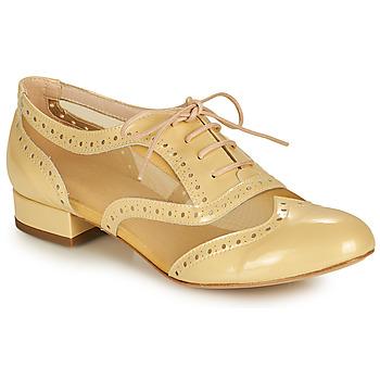 Παπούτσια Γυναίκα Richelieu Fericelli ABIAJE Yellow