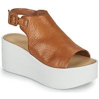 Παπούτσια Γυναίκα Σανδάλια / Πέδιλα Sweet Lemon PYTON Brown