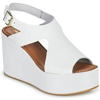 Παπούτσια Γυναίκα Σανδάλια / Πέδιλα Sweet Lemon IJOX Άσπρο