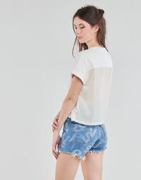 Υφασμάτινα Γυναίκα Μπλούζες Levi's TOFU Beige