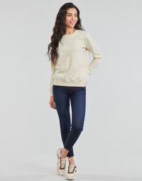 Υφασμάτινα Γυναίκα Skinny jeans Lee SCARLETT WHEATON Μπλέ