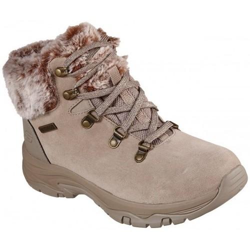Παπούτσια Γυναίκα Snow boots Skechers waterproof 167178 Άσπρο