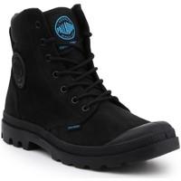 Παπούτσια Άνδρας Μπότες Palladium Pampa Cuff WP LUX 73231-001-M black