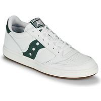 Παπούτσια Άνδρας Χαμηλά Sneakers Saucony JAZZ COURT Άσπρο / Green