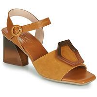 Παπούτσια Γυναίκα Σανδάλια / Πέδιλα Hispanitas SANDY Brown