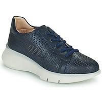 Παπούτσια Γυναίκα Χαμηλά Sneakers Hispanitas TELMA Μπλέ