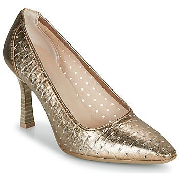 Παπούτσια Γυναίκα Γόβες Hispanitas FRIDA-7 Gold
