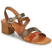 Παπούτσια Γυναίκα Σανδάλια / Πέδιλα Hispanitas OLGA Brown / Bronze