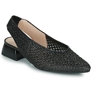 Παπούτσια Γυναίκα Σανδάλια / Πέδιλα Hispanitas ADEL Black