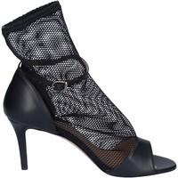Παπούτσια Γυναίκα Σανδάλια / Πέδιλα Stephen Good Σανδάλια BK961 Μαύρος
