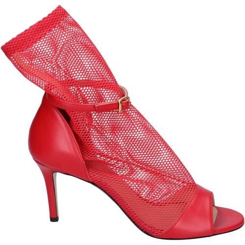 Παπούτσια Γυναίκα Σανδάλια / Πέδιλα Stephen Good Σανδάλια BK962 το κόκκινο