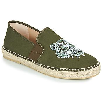 Παπούτσια Άνδρας Εσπαντρίγια Kenzo ELASTIC TIGER Kaki
