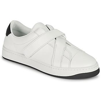 Xαμηλά Sneakers Kenzo ENZO KOURT SCRATCH SNEAKERS ΣΤΕΛΕΧΟΣ: Δέρμα βοοειδούς & ΕΠΕΝΔΥΣΗ: Δέρμα βοοειδούς & ΕΣ. ΣΟΛΑ: Δέρμα & ΕΞ. ΣΟΛΑ: Καουτσούκ