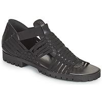 Παπούτσια Γυναίκα Σανδάλια / Πέδιλα Kenzo GREEK FLAT SANDALS Black