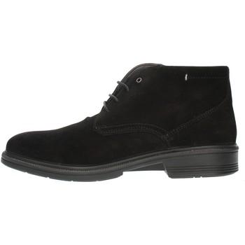 Παπούτσια Άνδρας Derby Luisetti 30208SE Black