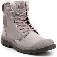 Παπούτσια Ψηλά Sneakers Palladium Pampa Sport Cuff WPS 72992-070-M grey