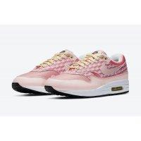 Παπούτσια Χαμηλά Sneakers Nike Air Max 1 Powerwall Strawberry Atmosphere/Atmosphere-True White