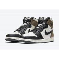 Παπούτσια Multisport Nike Jordan 1 Dark Mocha Sail / Dark Mocha – Black – Black