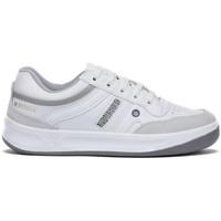 Παπούτσια Άνδρας Χαμηλά Sneakers Paredes 11951 άσπρο