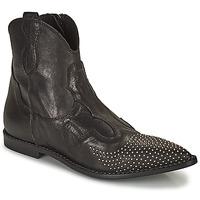 Παπούτσια Γυναίκα Μπότες Mimmu MONTONE NERO Black