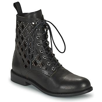 Παπούτσια Γυναίκα Μπότες Mimmu MONTONE NEROA Black