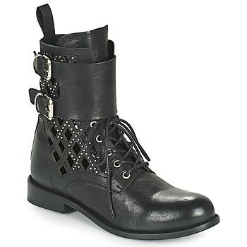 Παπούτσια Γυναίκα Μπότες Mimmu MONTONE NEROB Black