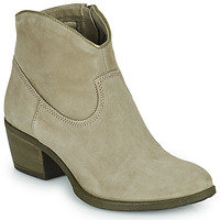 Παπούτσια Γυναίκα Μποτίνια Mjus DAL COLOR Beige