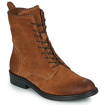 Παπούτσια Γυναίκα Μπότες Mjus PAL LACE Camel