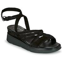 Παπούτσια Γυναίκα Σανδάλια / Πέδιλα Mjus PLATITUAN Black