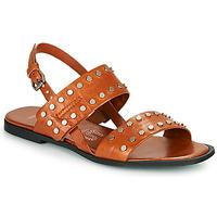 Παπούτσια Γυναίκα Σανδάλια / Πέδιλα Mjus GRECA Camel
