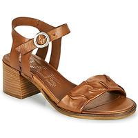 Παπούτσια Γυναίκα Σανδάλια / Πέδιλα Mjus LEI Camel