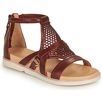 Παπούτσια Γυναίκα Σανδάλια / Πέδιλα Mjus KETTA Bordeaux