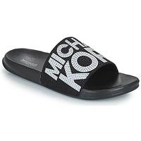 Παπούτσια Κορίτσι σαγιονάρες MICHAEL Michael Kors JETT JAE Black