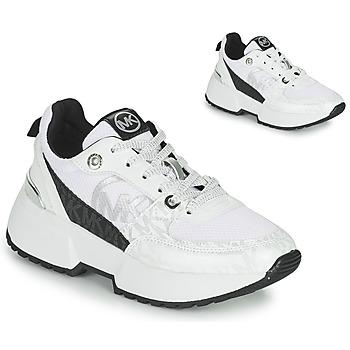 Παπούτσια Κορίτσι Χαμηλά Sneakers MICHAEL Michael Kors COSMO SPORT Άσπρο / Black