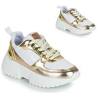 Παπούτσια Κορίτσι Χαμηλά Sneakers MICHAEL Michael Kors COSMO SPORT Άσπρο / Gold